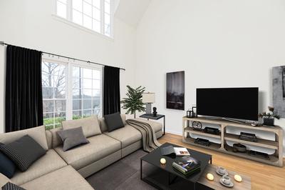 Sample 2 - Staged Living Room